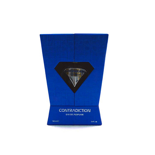 Diamond Cutting Perfume Box Wholesale