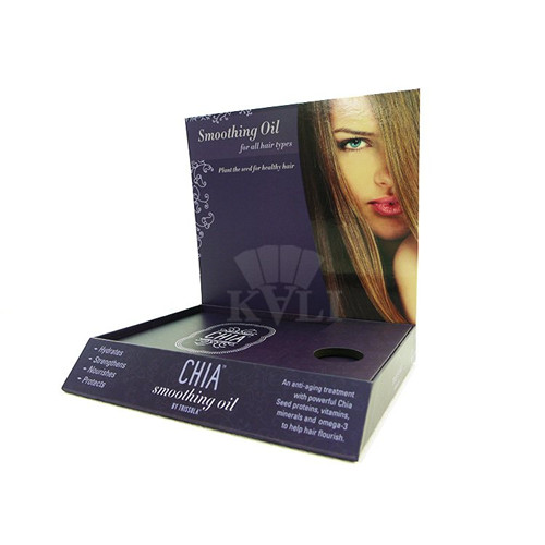 hair smoothing oil box