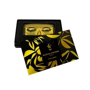 Luxury Eyelash Packaging Box