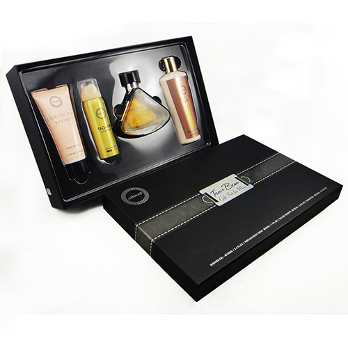 Wholesale empty cosmetic gift set box  (2)