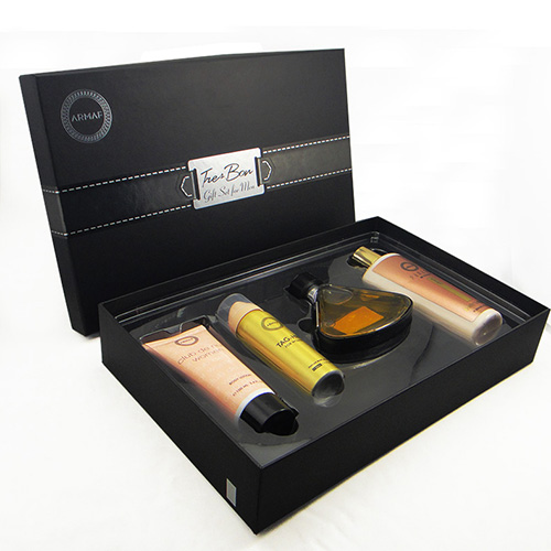 Wholesale empty cosmetic gift set box  (4)
