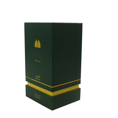 embossing and flocking perfume packaging box (2)