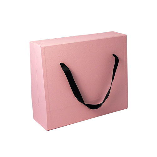 rigid cardboard handle box bag、 (7)