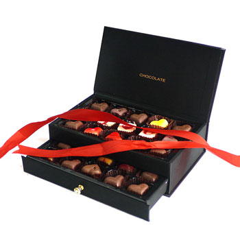 Large Chocolate Gift Box