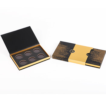 Cardboard Eyeshadow Palette Packaging